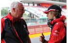 Formel 1-Test, Mugello, 03.05.2012, Charles Pic, Marussia F1