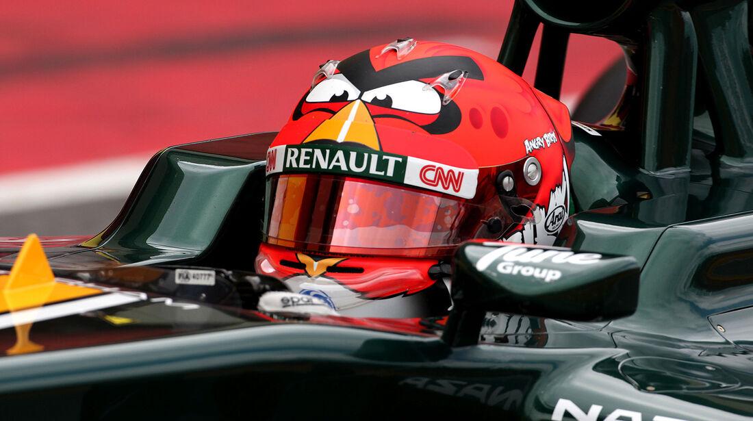 Formel 1-Test, Mugello, 03.05.2012, Heikki Kovalainen, Caterham