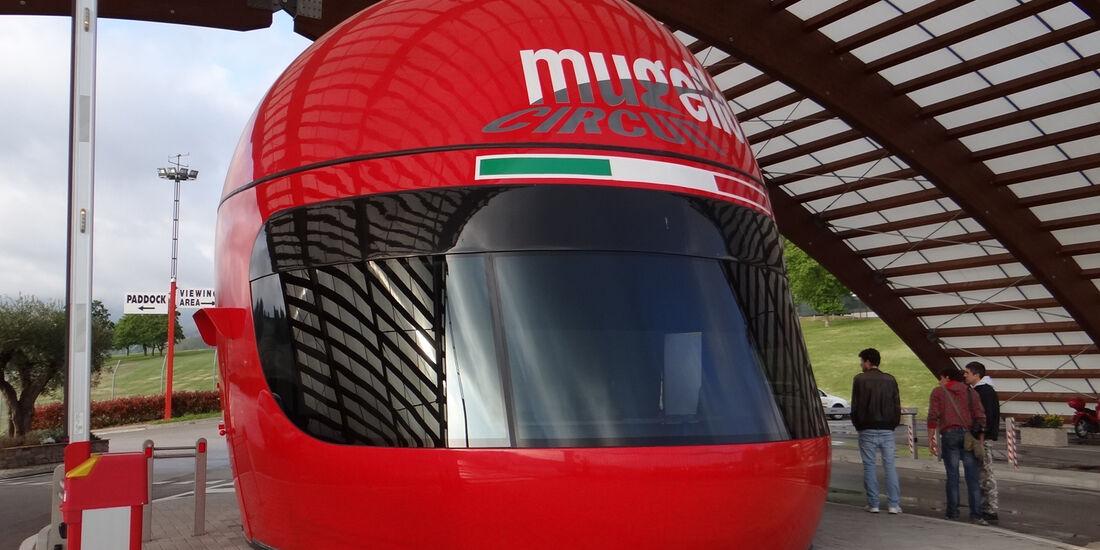 Formel 1-Test - Mugello - 1. Mai 2012