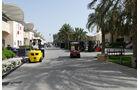 Formel 1 - Testfahrten - Bahrain International Circuit - Dienstag - 18.4.2017