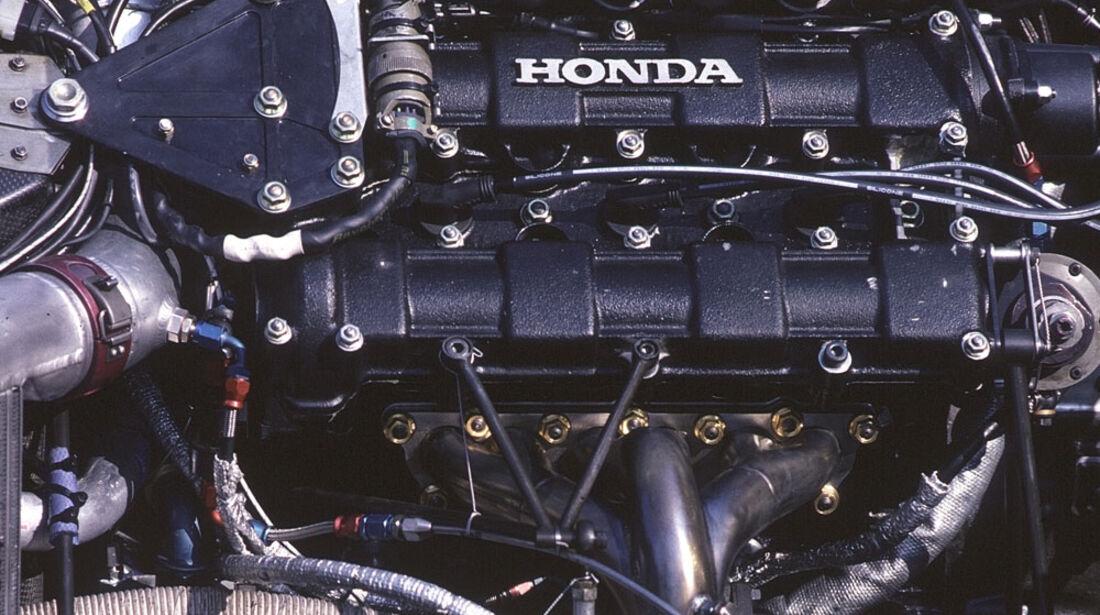 Formel 1 - Williams FW11 - V6-Turbo - Honda