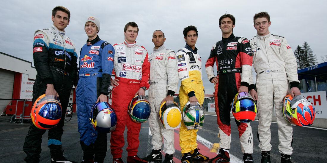 Formel 3 2005 Mercedes