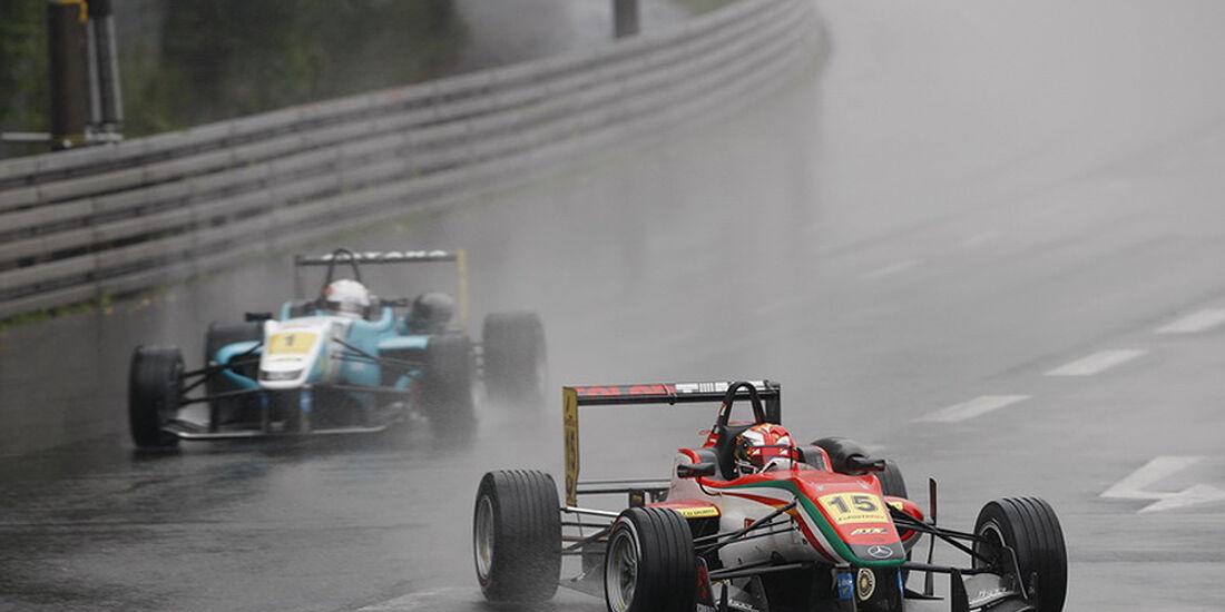Formel 3 2012 Norisring, Raffaele Marciello