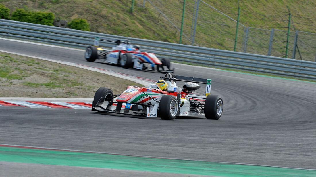 Formel 3-EM 2016 - Ungarn - Hungaroring - Maximilian Günther - 2. Rennen