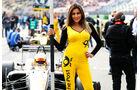 Formel 3-Girls - Hockenheim - 2015