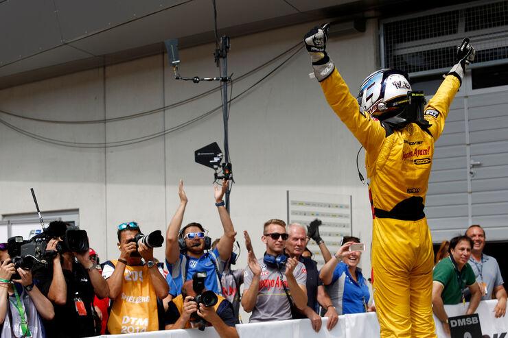 Formel 3 - Österreich 2014 - Spielberg - Red Bull Ring - Rennen 1 - Tom Blomqvist