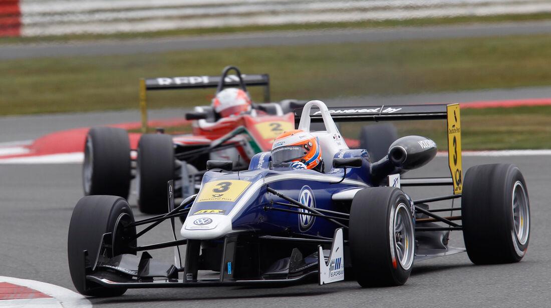 Formel 3 Silverstone 2013 Harry Tincknell