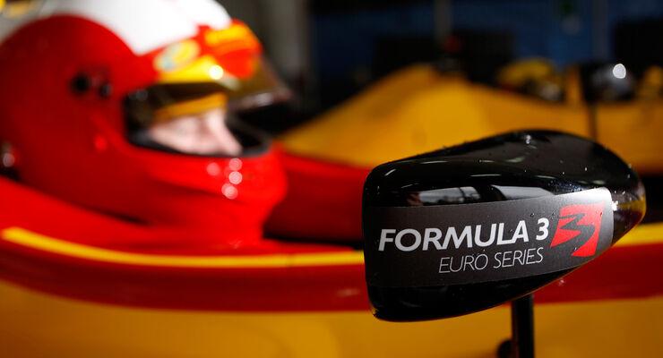 Formel 3 Test Barcelona 2012