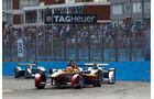 Formel E - Punta del Este - Rennen - Nelson Piquet Jr. - Vergne - 13.12.2014