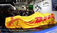 Formel E Vorstellung 2013 IAA Formula E