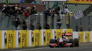 Formula 1 Grand Prix, Hungary, Sunday Race