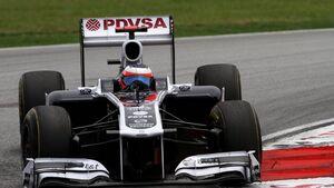 Formula 1 Grand Prix, Malaysia, Saturday Practice