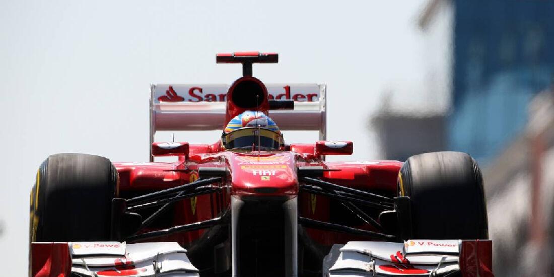 Formula 1 Grand Prix, Turkey, Saturday Qualifying