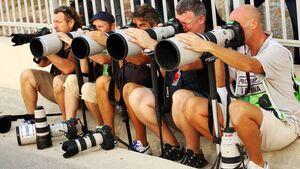 Fotografen - Formel 1 - GP Abu Dhabi - 02. November 2012