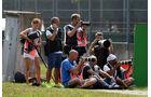 Fotografen - Formel 1 - GP Italien - Monza - 3. September 2016