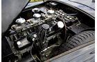 Frazer Nash Mille Maglia, Motor, Motorraum