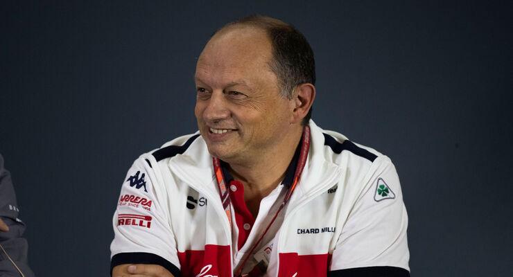 Frederic Vasseur - Sauber - F1
