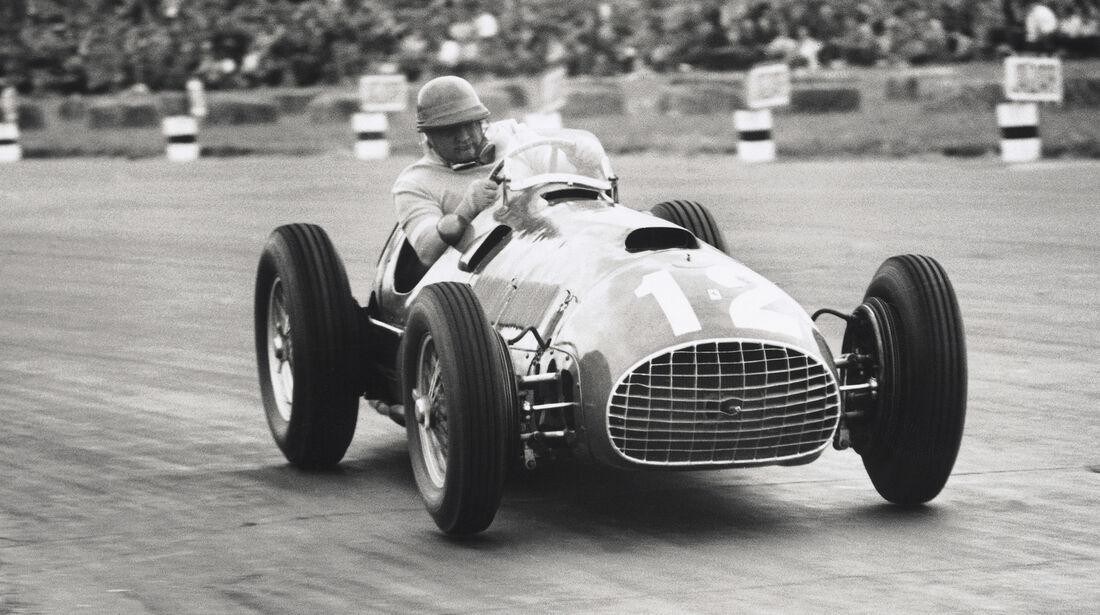 Froilan Gonzalez - GP England 1951