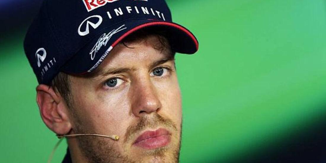 Für Sebastian Vettel bleibt Sepang aus den falschen Gründen im Gedächtnis