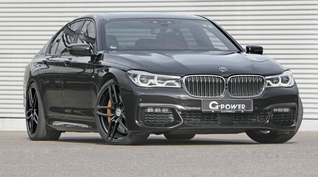 G-Power-BMW - 750d xDrive - Tuning - Diesel - sport auto Award 2019