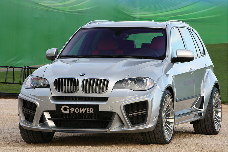 G-Power BMW X5 Typhoon