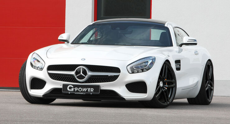 G-Power Mercedes AMG GT S