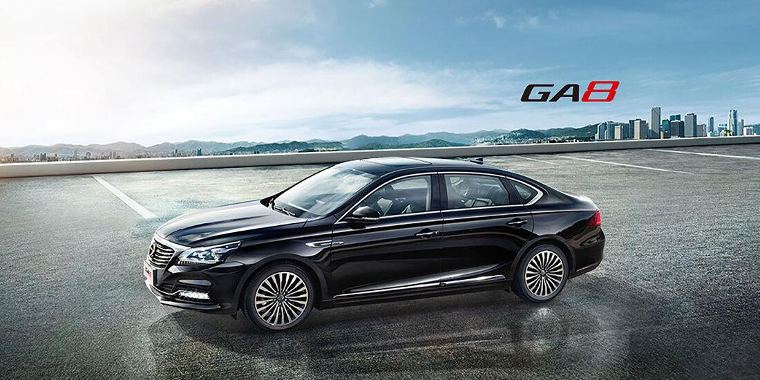 GAC Motors GA8