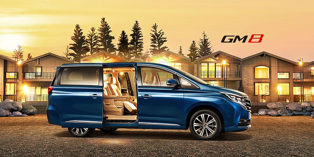 GAC Motors GM8