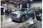 GMC Sierra 1500, NAIAS 2014, Detroit Motor Show