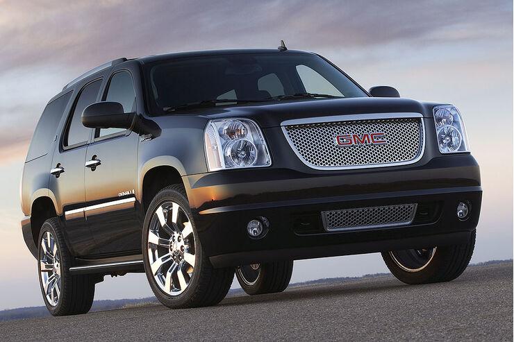 GMC Yukon Denali Hybrid 2009