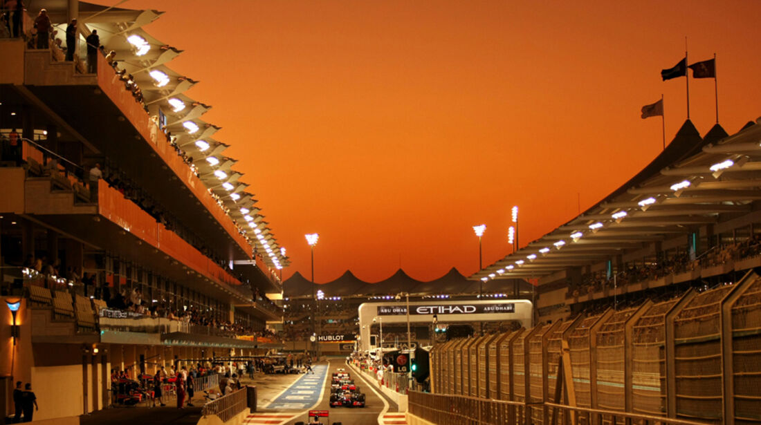 GP Abu Dhabi - Qualifying - 12.11.2011