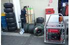 GP Brasilien Logistik