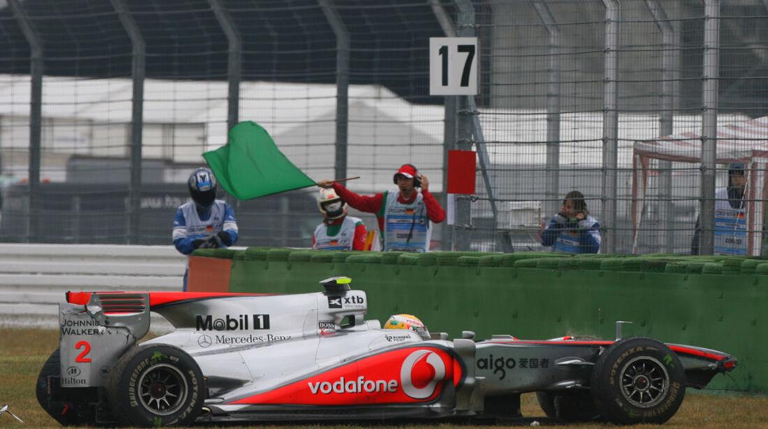 GP Deutschland 2010 Lewis Hamilton