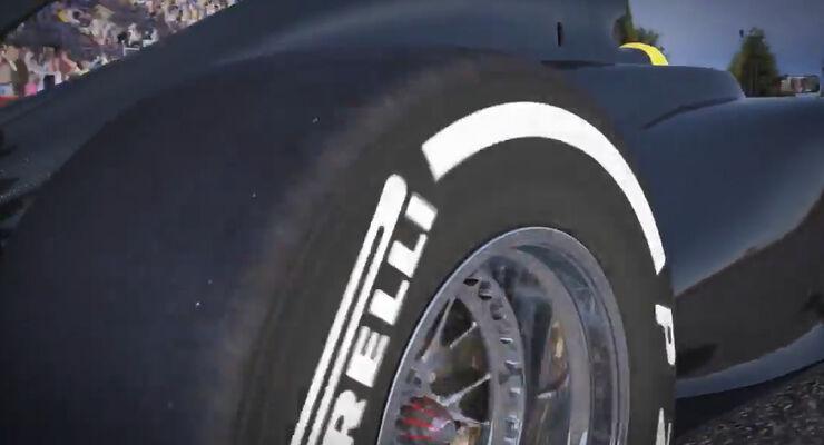 GP England 2013 - Pirelli Video Screenshot