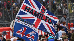 GP England - Formel 1 - 2016