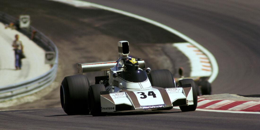 GP Frankreich 1974 - Dijon