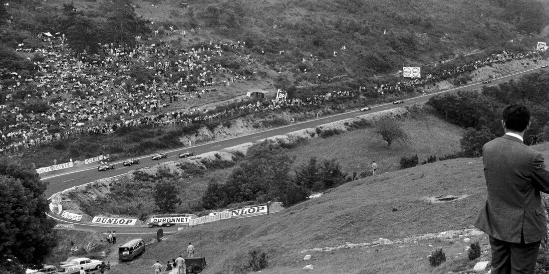 GP Frankreich - Clermont-Ferrand