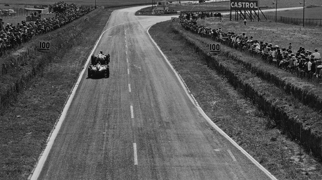 GP Frankreich - Reims