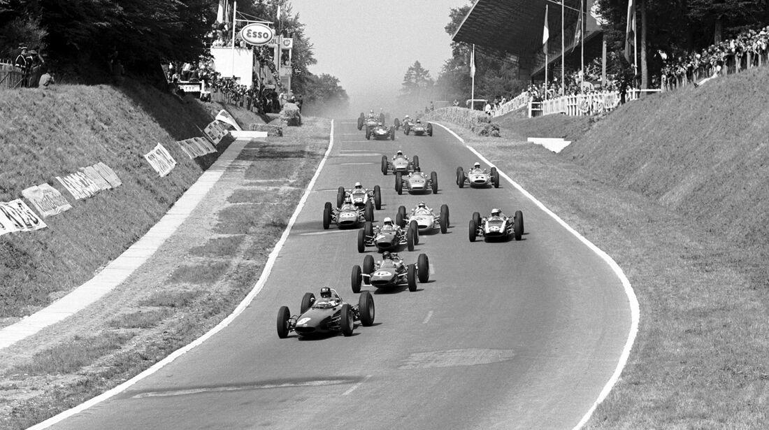 GP Frankreich - Rouen