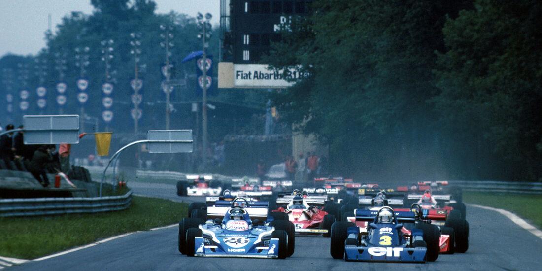 GP Italien 1976
