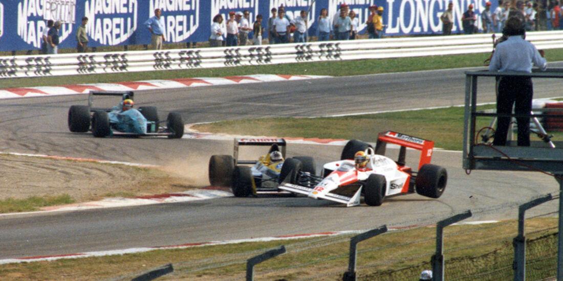 GP Italien 1988 Senna