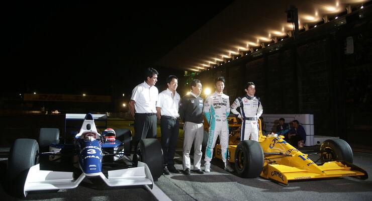 GP Japan - Honda Showrun 2013
