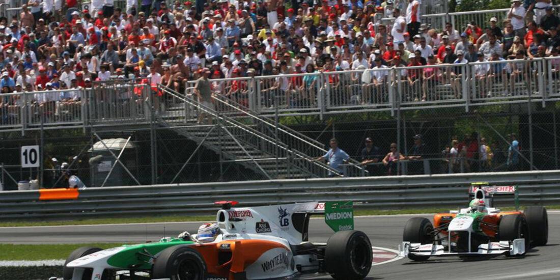 GP Kanada 2010 Force India