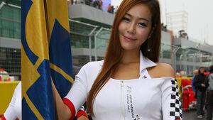 GP Korea 2010 Grid Girls