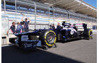 GP Korea 2012 Williams