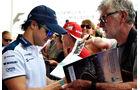 GP Malaysia - Felipe Massa - Williams - Samstag - 28.3.2015