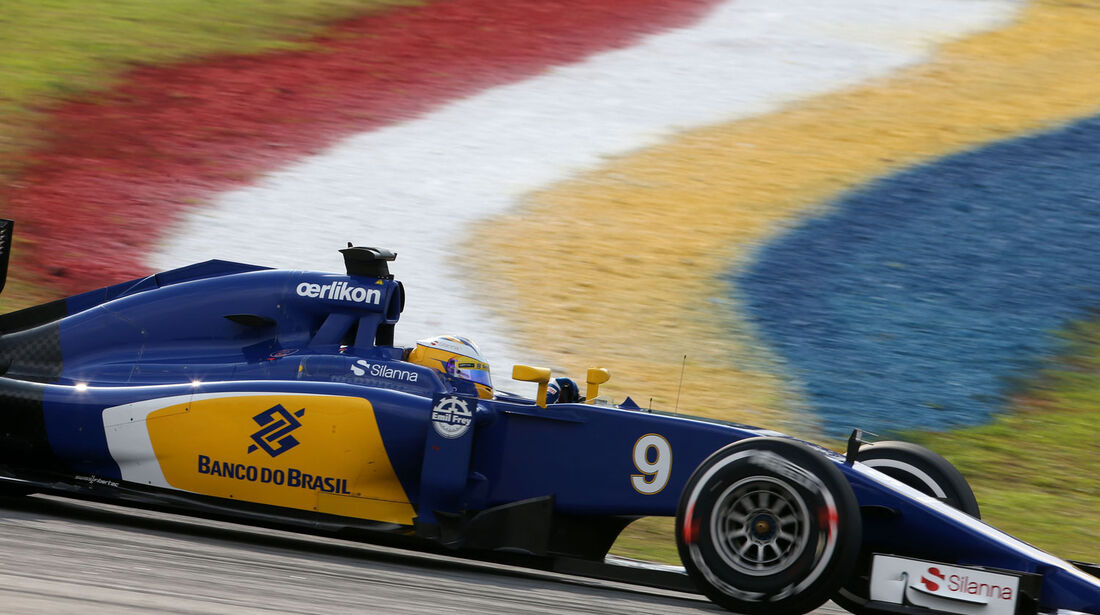 GP Malaysia - Marcus Ericsson - Sauber - Qualifikation - Samstag - 28.3.2015