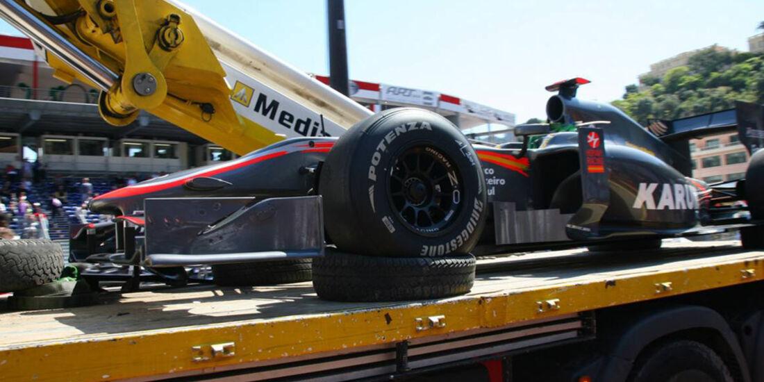 GP Monaco 2010