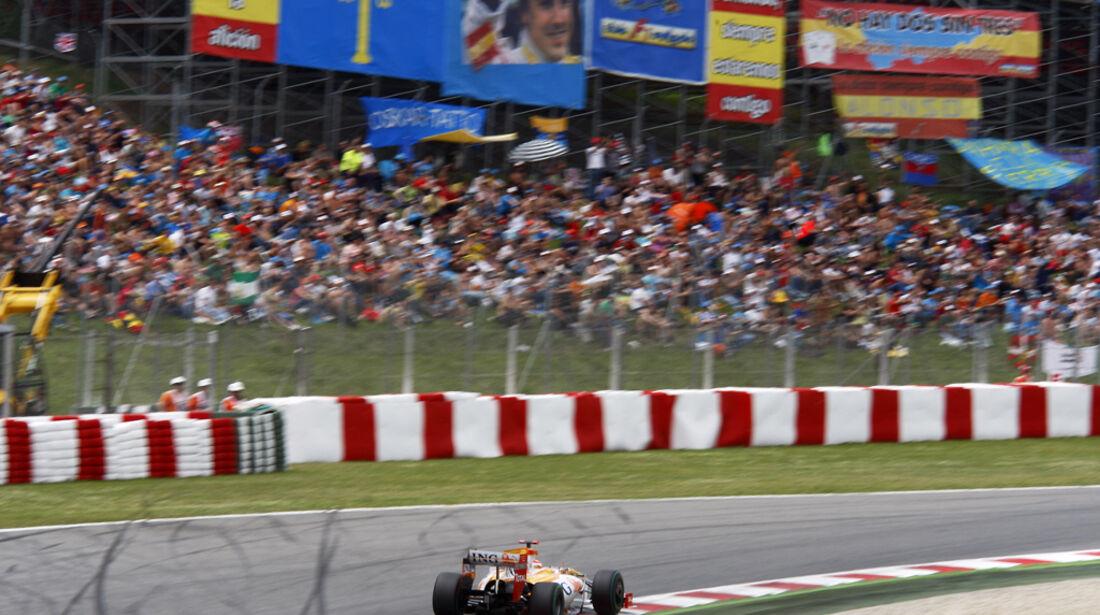 GP Spanien 2009