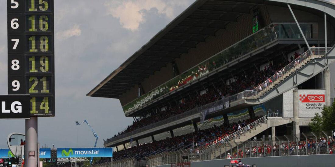 GP Spanien 2010